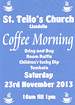 St. Teilo�s Church Coffee Morning